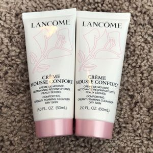 Lancome Creme Mouse Confort Foaming Cleanser